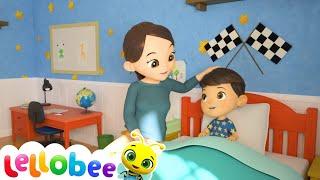 Sick Song | BRAND NEW! | Baby Songs | Nursery Rhymes & Kids Songs | Little Baby Bum