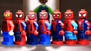 LEGO Building AMAZING IronSpider suit was Stolen by Hacker