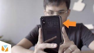 Xiaomi Mi 8 Pro Unboxing & Hands-on: Transparent back!