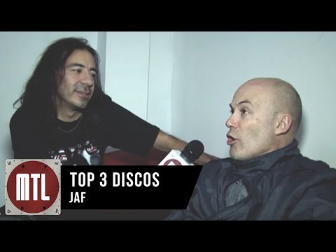 JAF video Top 3 Discos - MTL 2015