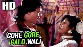 Gore Gore Galo Wali | Abhijeet, Poornima | Hatyara 1998 Songs | Mithun Chakraborty
