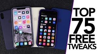 Top 20 BEST Jailbreak Tweaks for iOS 12 - 12 1 2! (New Cydia