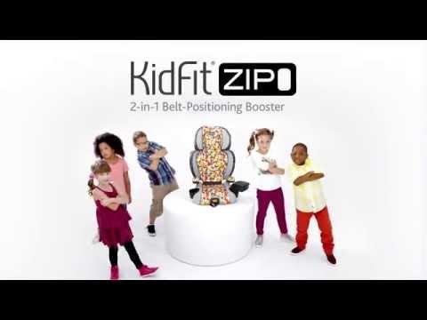 בוסטרקידפיט זיפ פלוס - KidFit Zip Plus