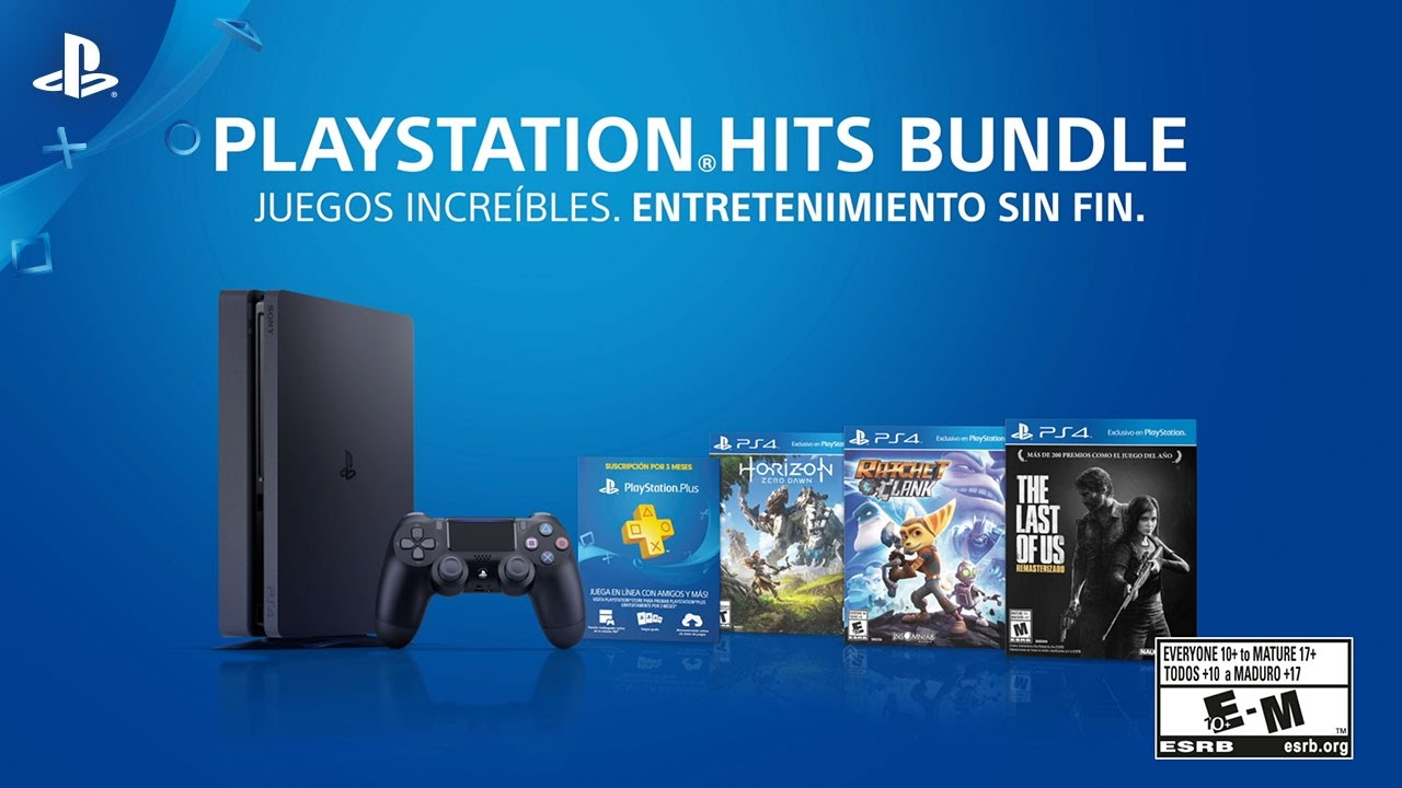 PlayStation Hits Bundle se lanza este mayo en Latinoamérica