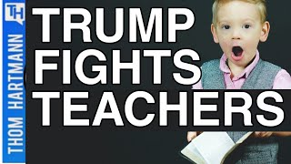 Teachers, Students, and YOU Need To Defy Trump's Reopen Order!