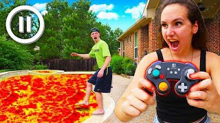 MY GIRLFRIEND CONTROLS MY LIFE FOR 24 HOURS!