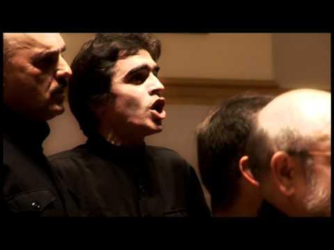 Don Kosaken Chor Serge Jaroff ® / Wanja Hlibka --  Ave Maria