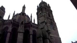 preview picture of video 'Les cloches de la cathédrale de Rodez'
