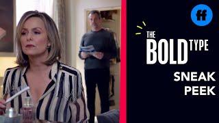 The Bold Type | Season 4 episode 13 | Sneak Peek 1 : Ian Confronts Jacqueline About Her Ex (VO)