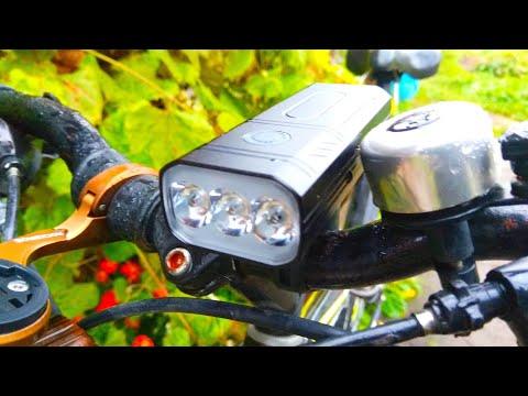 Светодиодный велосипедный фонарь NEWBOLER / NEWBOLER LED bike light