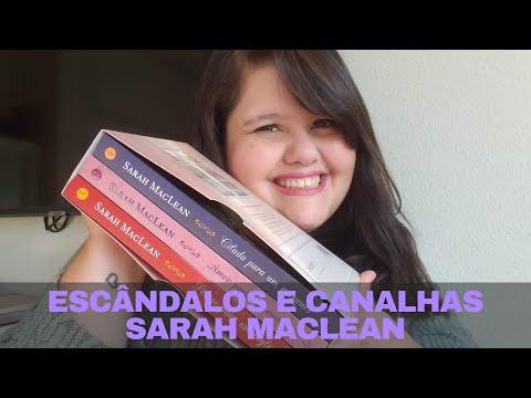 RESENHA: SÉRIE ESCÂNDALOS E CANALHAS, SARAH MACLEAN | Por Paixão