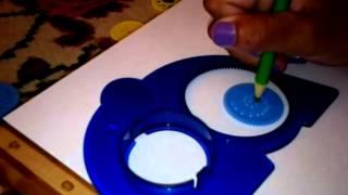 Crayola spir animal