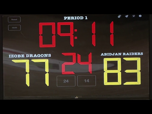 G09-Dragons v Raiders
