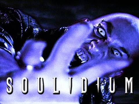 VAMPIRE ROCK ANTHEM - LIVE FOREVER - SOULIDIUM