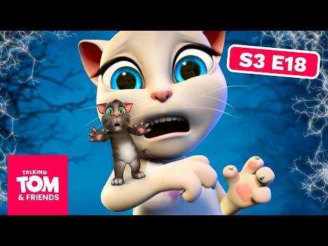 NEW! The Big Nano Lie - Talking Tom and Friends | Season 3 Episode 18