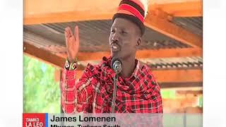Sisi hatutaki vitendawili, hatutaki siasa -Turkana South MP, James Lomenen