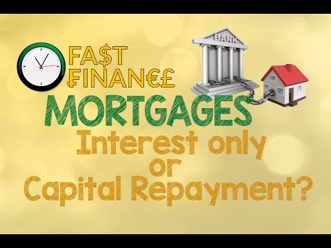 Video Interest Only or Capital Repayment Mortgage?