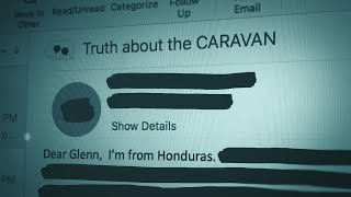Gambar cover Emailer from Honduras Tells The Truth About The Caravan
