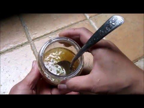 Jarabe de aloe vera casero para tos seca y con flemas