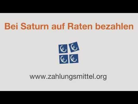 Ratenzahlung bei SATURN - So geht's klappt's mit dem Ratenkauf bei Saturn