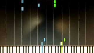 Daisy x Daisy ft. Another Infinity - Towa no Kizuna (Synthesia + midi&sheetmusic)