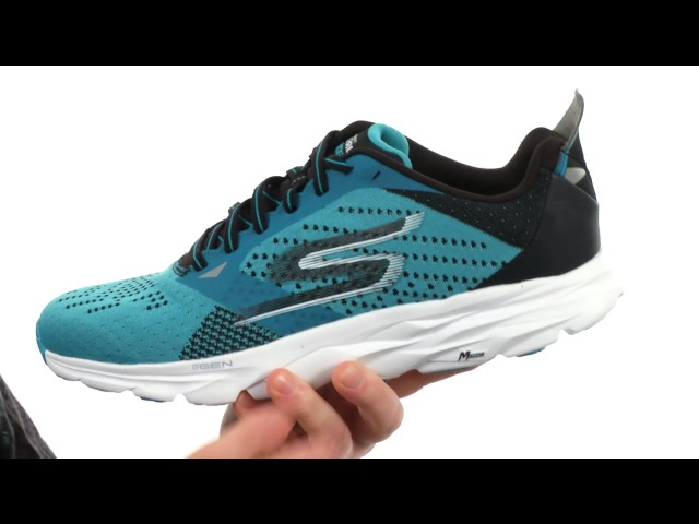 Womens Go Run Ride 6 Multisport Outdoor Shoes, Teal Skechers