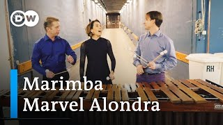 Musica Maestra – Alondra de la Parra takes up the marimba | DW English
