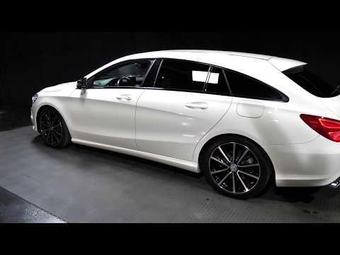 Mercedes-Benz CLA 180 A Shooting Brake Premium Business, Farmari, Automaatti, Bensiini, CTF-128