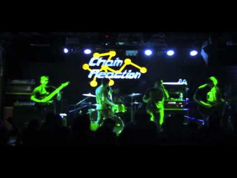 When Autumn Sleeps - Cutting All Ties (live) @ Chain Reaction