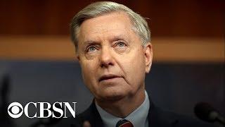 Live: Senator Lindsey Graham holds a news conference on Turkey sanctions