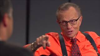Soft Questions? Larry King Explains His Interview Style thumbnail