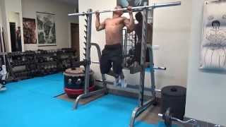 Body Solid Multi-Press Squat Rack : Product Review : July 1 2014