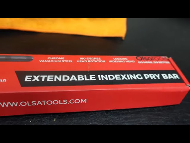 """Youtube Video for Extendable Pry Bar 