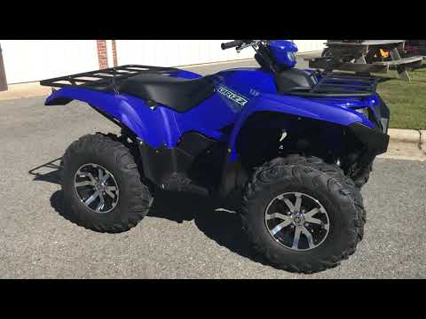 2018 Yamaha Grizzly EPS in Greenville, North Carolina - Video 1
