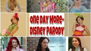One Day More- Disney Parody