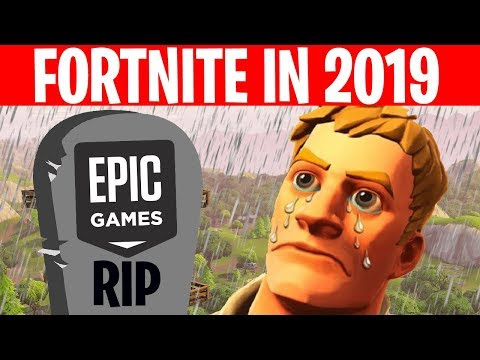Fortnite Players Will NOT Be Happy in 2019...