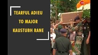 5W1H: Thousands bid tearful adieu to Major Kaustubh Rane in Mumbai