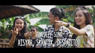 Aisah Jamilah, Lagi Syantik, Despacito ( Medley ) By Arca Band