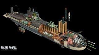 Самая Большая Подводная Лодка ВМФ США