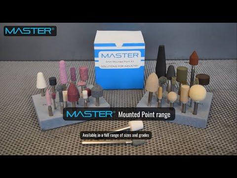 Master Mounted Point Range