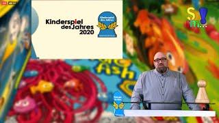 Kinderspiel des Jahres 2020 - Verleihung im Live-Stream - Bericht - Spiel doch mal...!