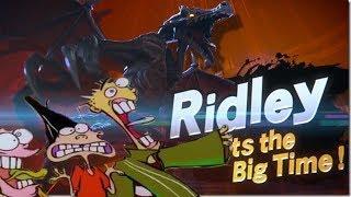 Ultimate Ridley Reveal With Ed Edd N Eddy Sound Effects