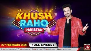 Khush Raho Pakistan | Faysal Quraishi Show | 27th February 2020 | BOL Entertainment