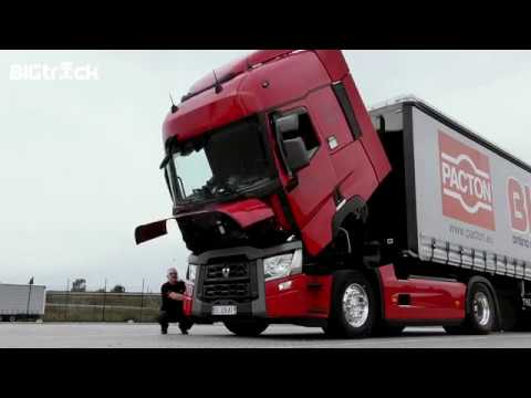 Video bij: Renault T 440 in BIGtruck RoadTest