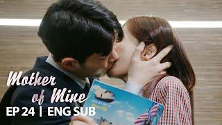 Hong Jong Hyun Kisses Kim So Yeon [Mother Of Mine Ep 24]