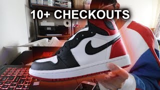 Sneakers To Riches Ep 26 - Live Cop Jordan 1 BLACK TOE Satin, Kith x Coke, Yeezy 700 Wave Runner