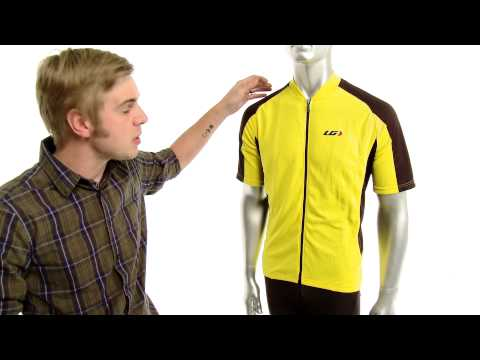Louis Garneau Peredes Sleeveless and Short Sleeve Cycling Jersey Review