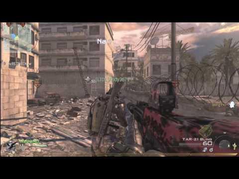 MW2 Karachi Nuke w/ TAR-21 - смотреть онлайн на Hah Life