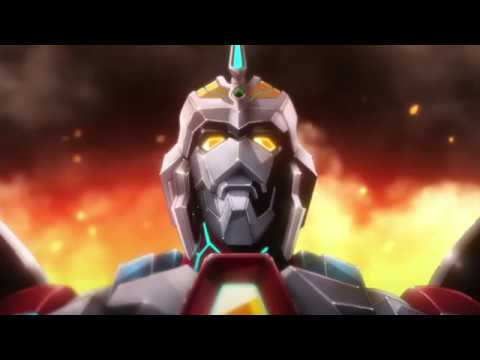 """SSSS.GRIDMAN"" New TV Anime PV !!"