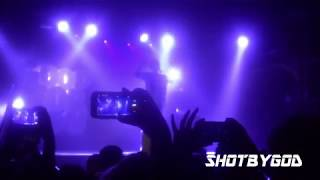 AMINE HEEBIEJEEBIES LIVE LONDON UK GOOD 4 YOU TOUR